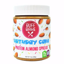 Birthday Cake Almond Butter