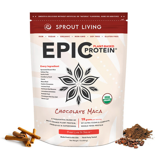 Epic Protein: Chocolate Maca