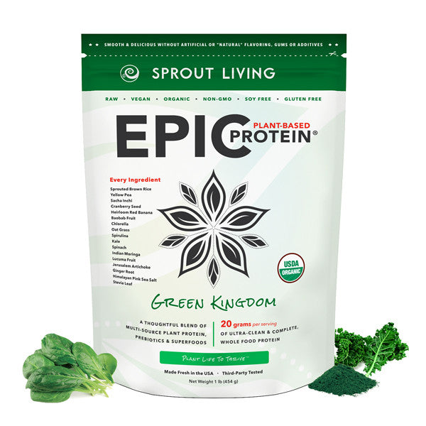 Epic Protein: Green Kingdom
