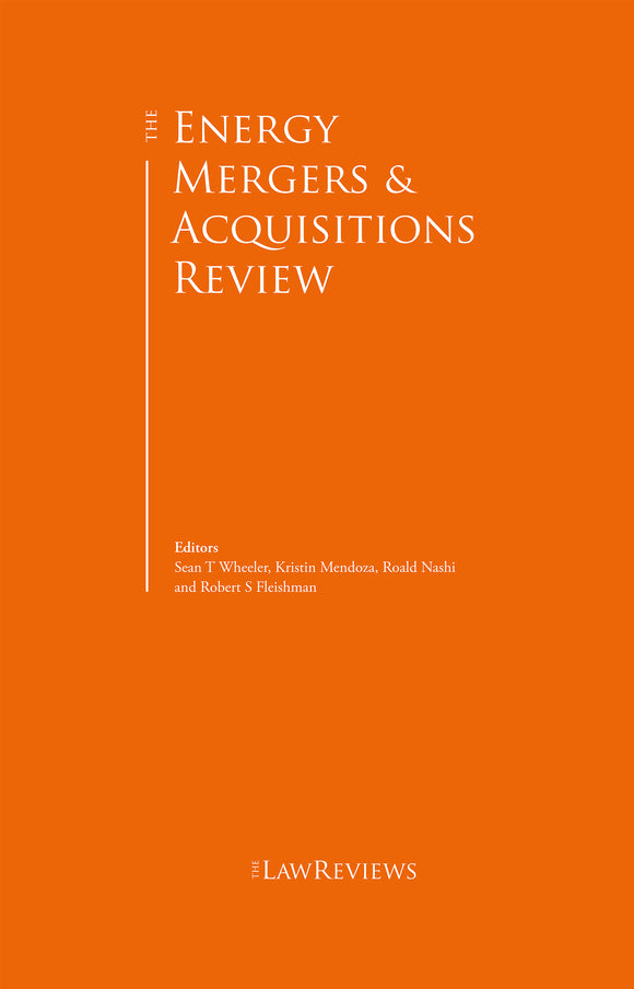 The Energy Mergers & Acquisitions Review - 2nd Edition