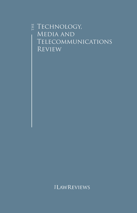 The Technology, Media and Telecommunications Review - 11th Edition