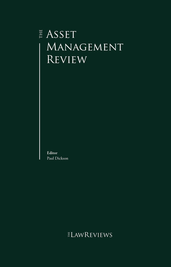 The Asset Management Review - 8th Edition