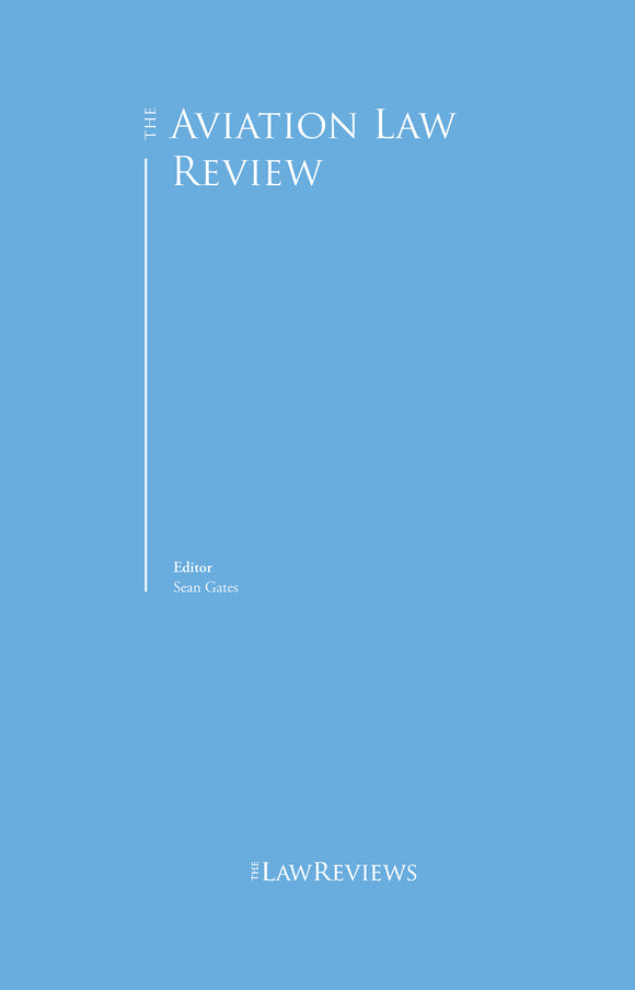 The Aviation Law Review - 8th Edition