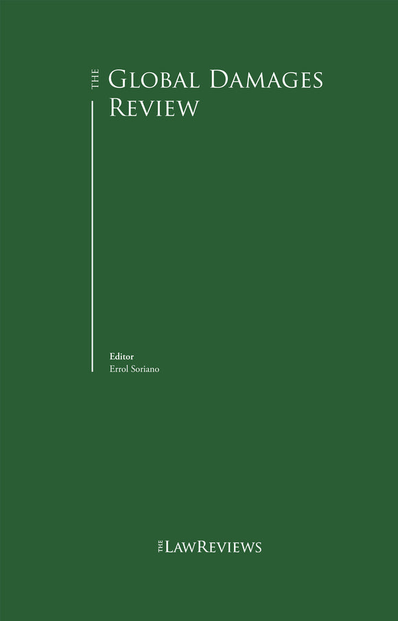 The Global Damages Law Review - 1st Edition