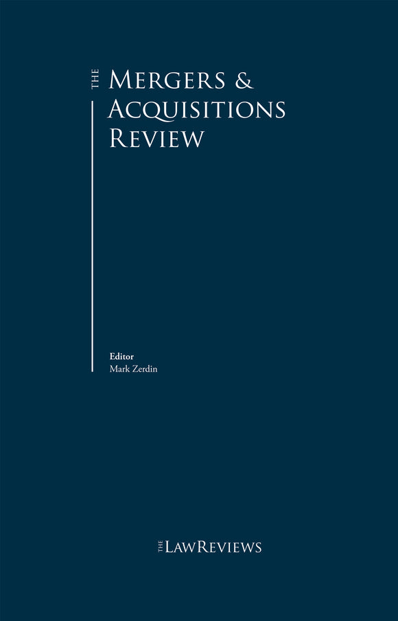 The Mergers & Acquisitions Review - 12th Edition