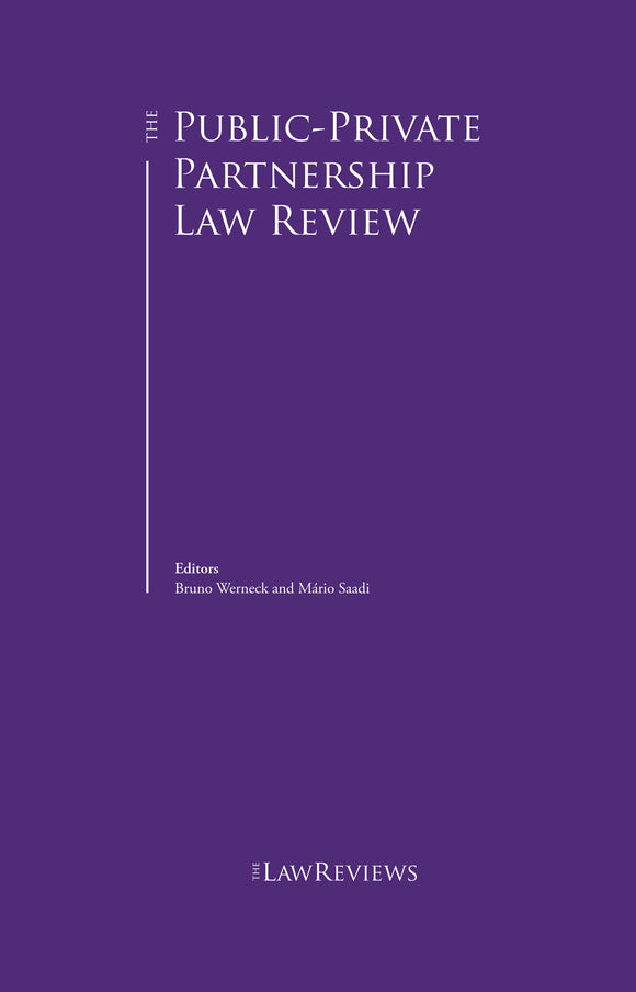 The Public-Private Partnership Law Review - 5th Edition