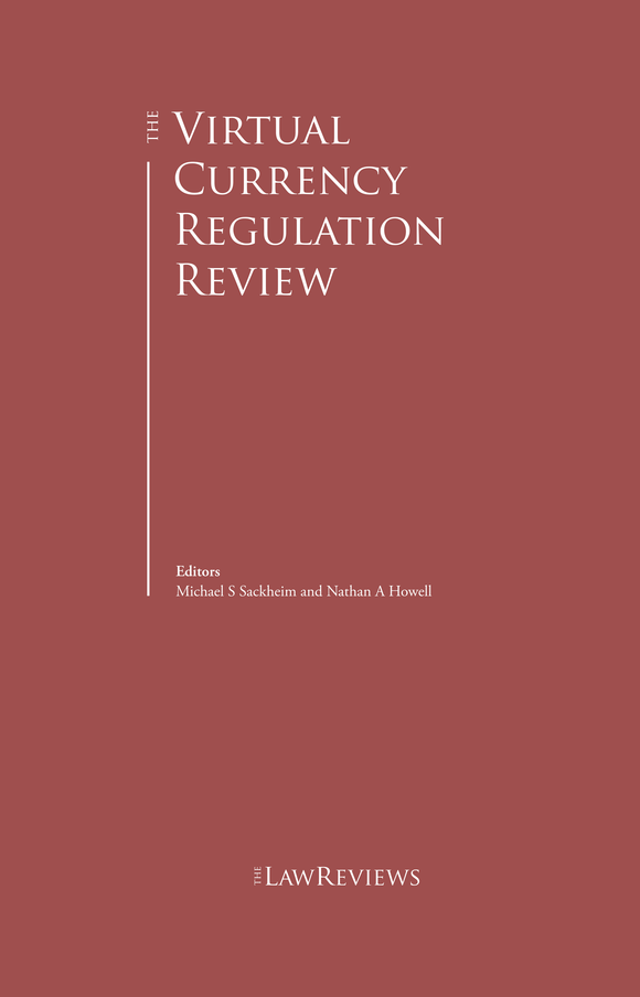 The Virtual Currency Regulation Review - 1st edition