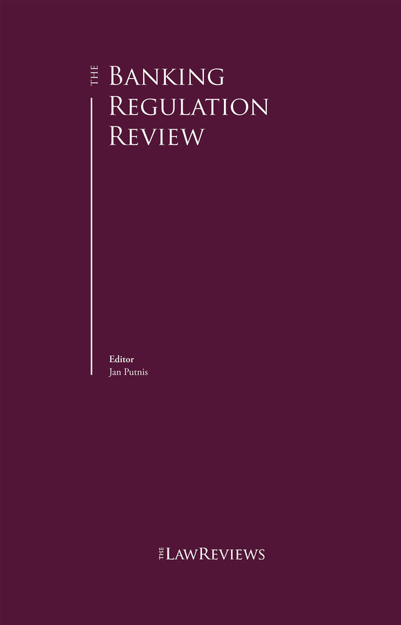 The Banking Regulation Review - 11th Edition