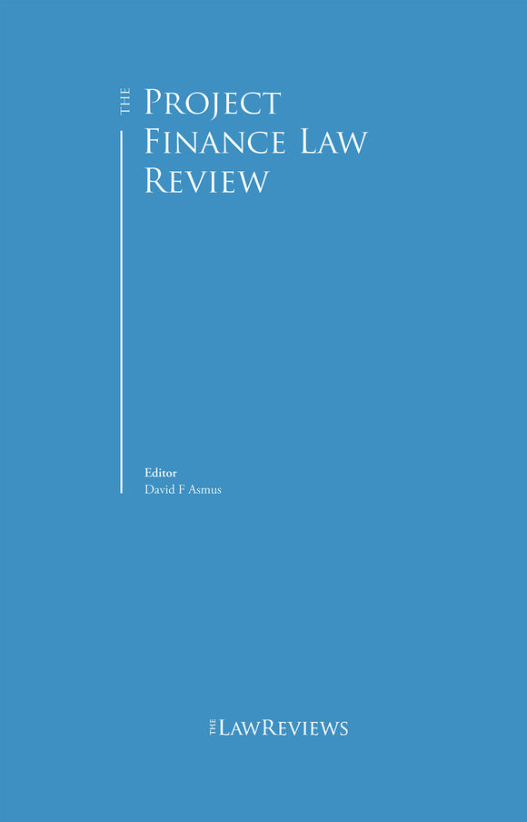 The Project Finance Law Review - 2nd Edition