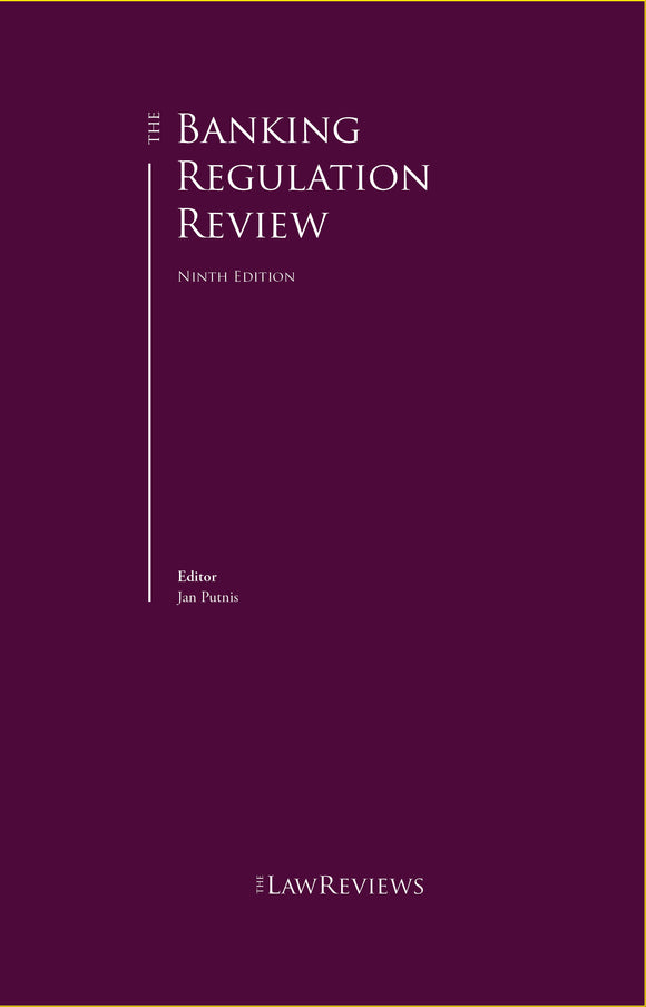 The Banking Regulation Review - 10th Edition