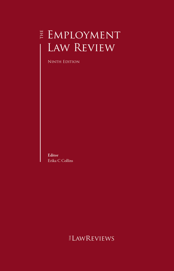 The Employment Law Review - 9th Edition