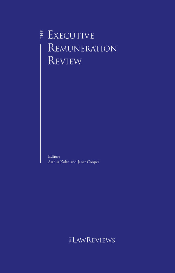 The Executive Remuneration Review - 8th Edition