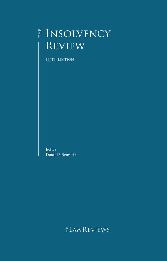 The Insolvency Review - 5th Edition