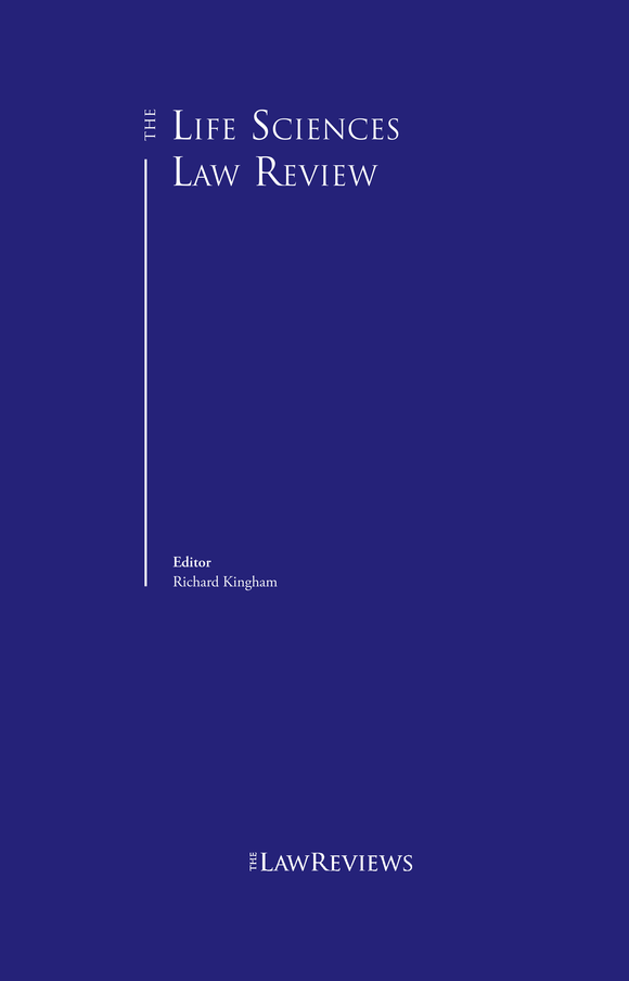 The Life Sciences Law Review - 8th Edition