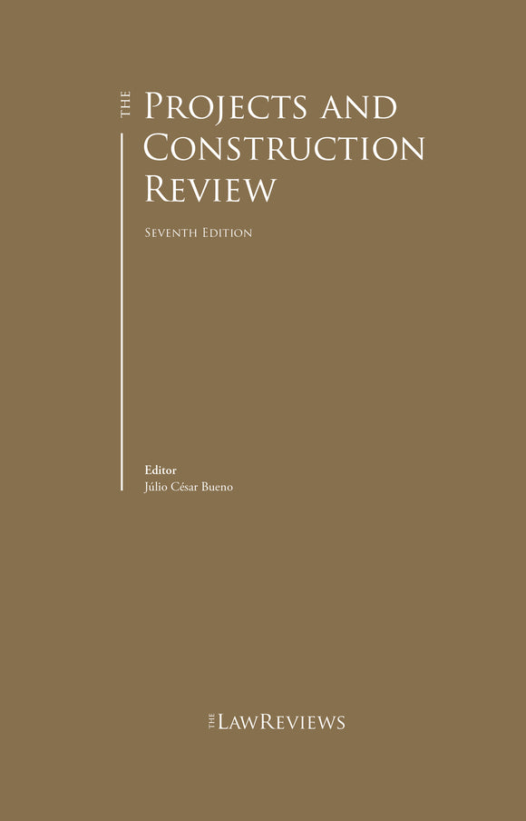 The Projects and Construction Review - 7th Edition