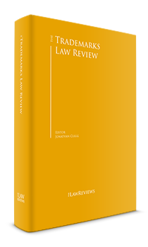 The Trademarks Law Review - 1st Edition