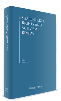 The Shareholder Rights and Activism Review – 2nd edition