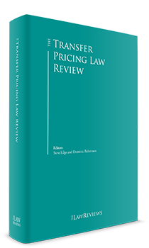 The Transfer Pricing Law Review - 1st Edition