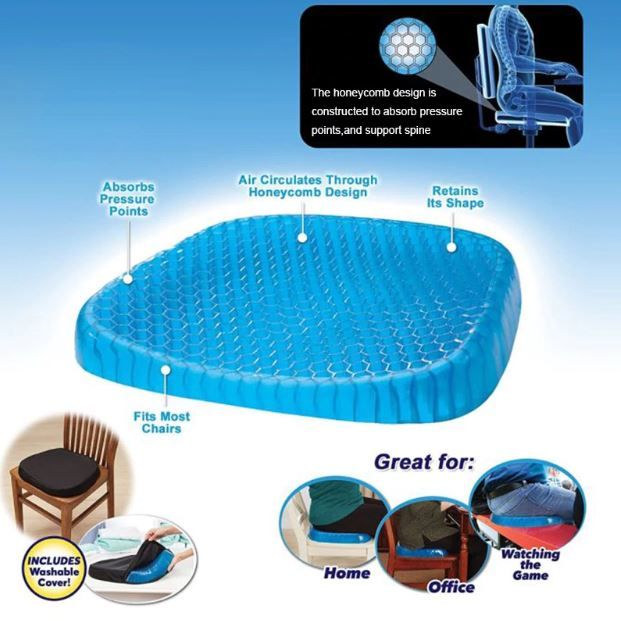 GelCushion™ Spinal Support Pad