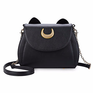 CAT SHAPE LADIES HANDBAG