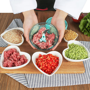 VEGETABLE CHOPPER MEAT GRINDER