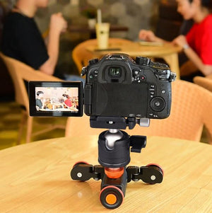 SliderCam™️ Smart Mini Wireless Slider