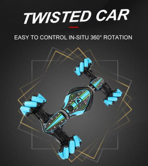 MindCar™️ Gesture Control Double-Sided Stunt Car