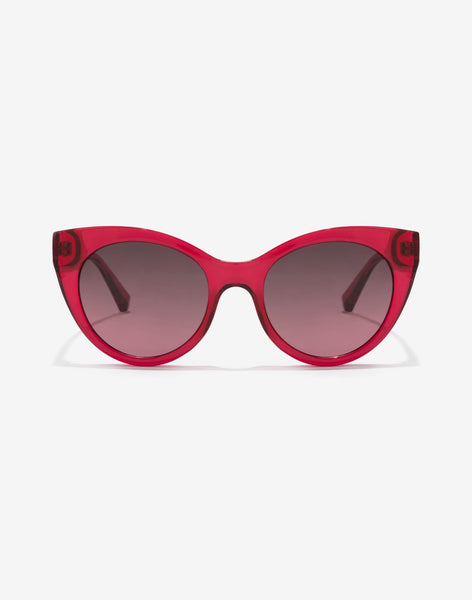 Gafas de sol cat eye rojas