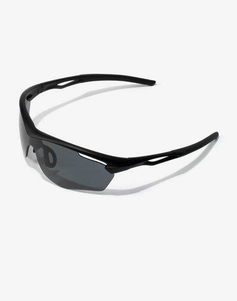 Gafas de sol Black Training vista lateral