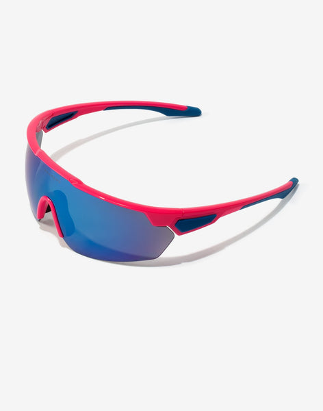 Gafas de sol Pink Cycling vista lateral