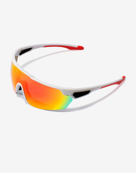 Gafas de sol White Cycling vista lateral