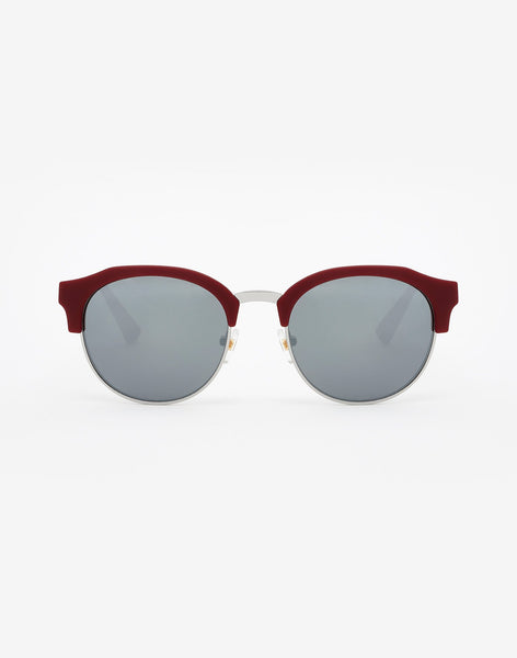 Burgundy Chrome · Classic Rounded