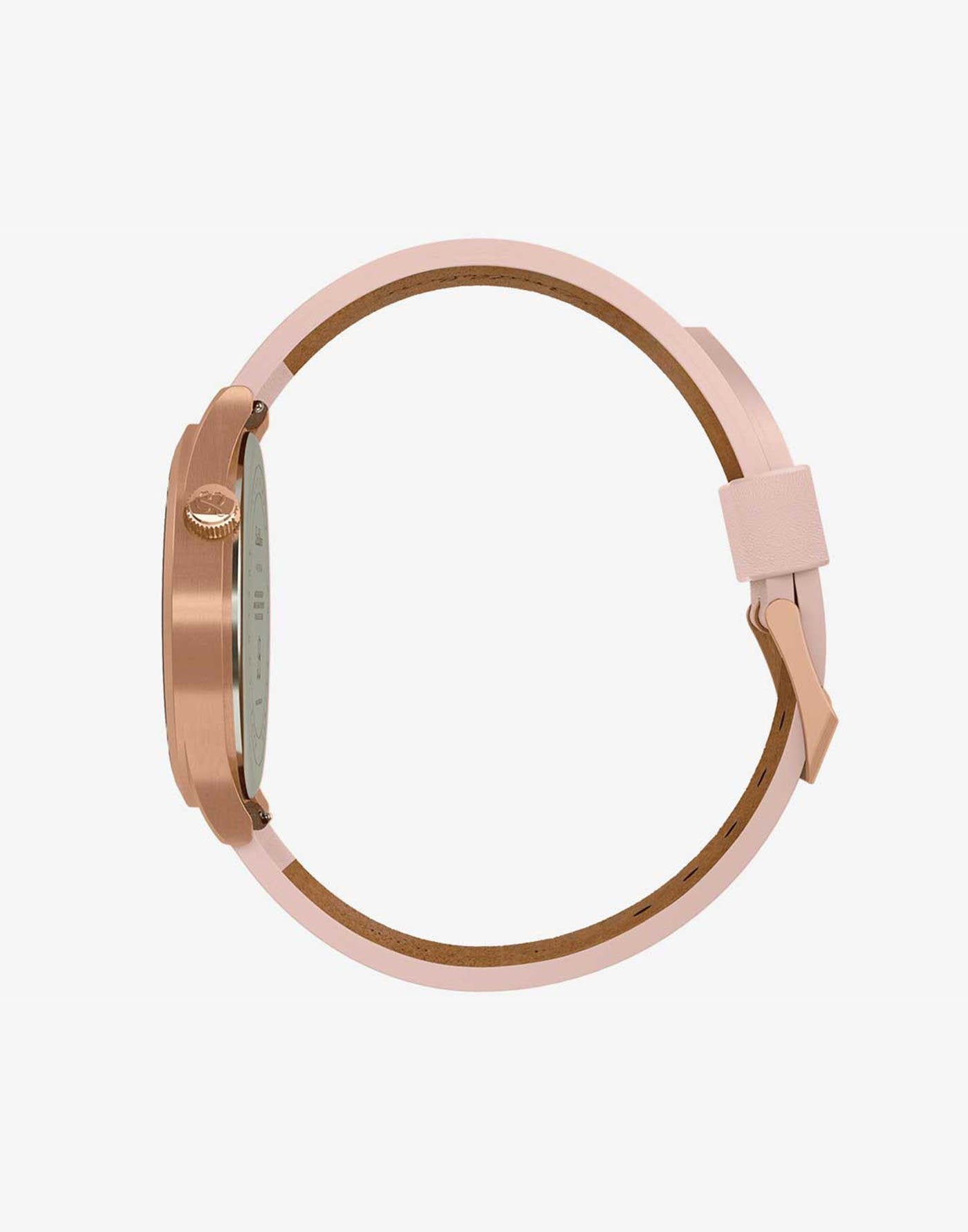 Ø 38mm · ROSE GOLD PEACH