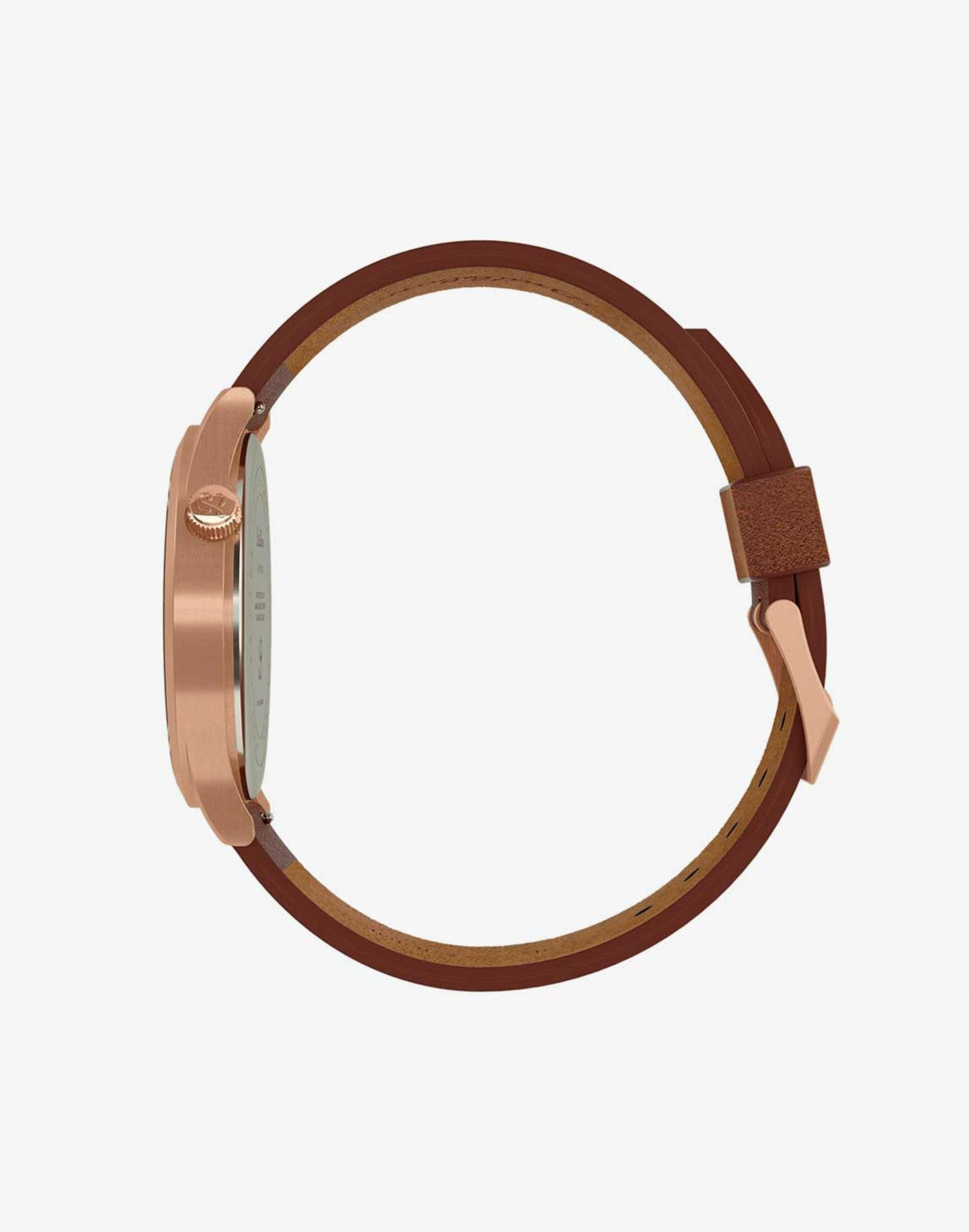 Ø 38mm · ROSE GOLD MIRRORED