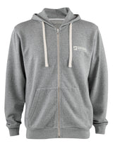 The Logo Hooded Zipper Men
