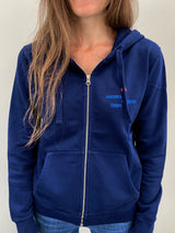 The Horizon Hooded Zipper Women