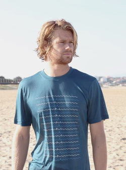 The Swell Tee / Bleed X Surfrider