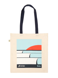 Tom Veiga X Surfrider Tote Bag
