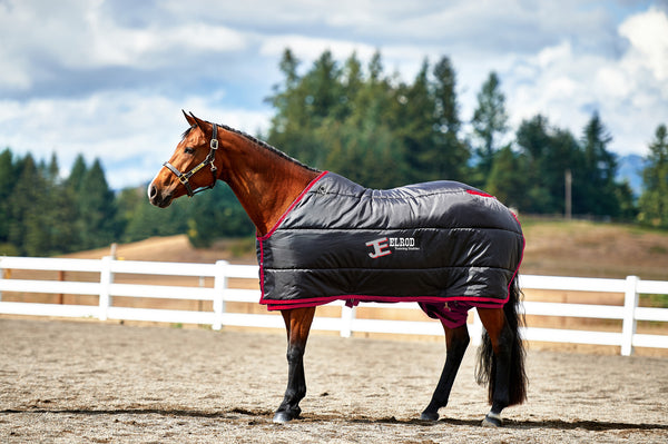 ETS Show String Blanket (Medium Weight)