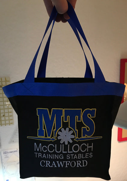 MTS - Groom Tote/Mom Bag