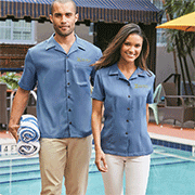 Custom Hospitality & Hotel Uniforms