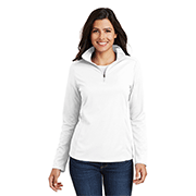 Custom Port Authority Women's Quarter Zips