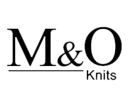 M&O Knits corporate logo