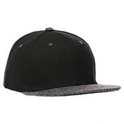 Roots Black Wool Cap