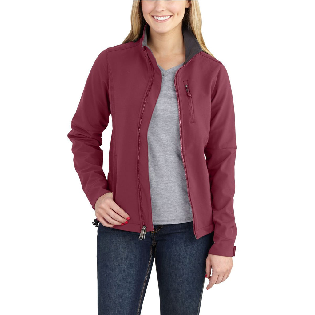 Carhartt Women's Raspberry Denwood Jacket