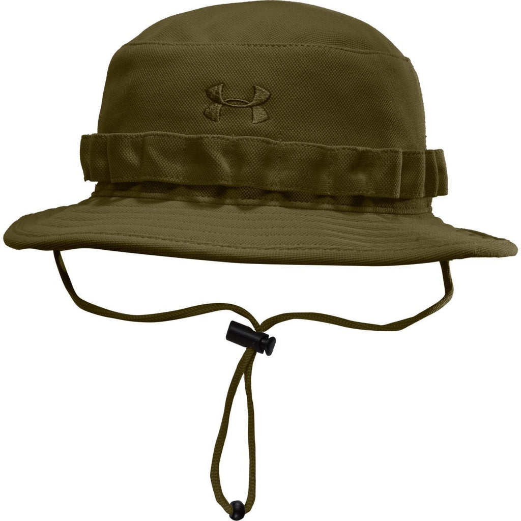 Under Armour Men s Marine OD Green UA Tactical Bucket Hat 55ec0237b2f