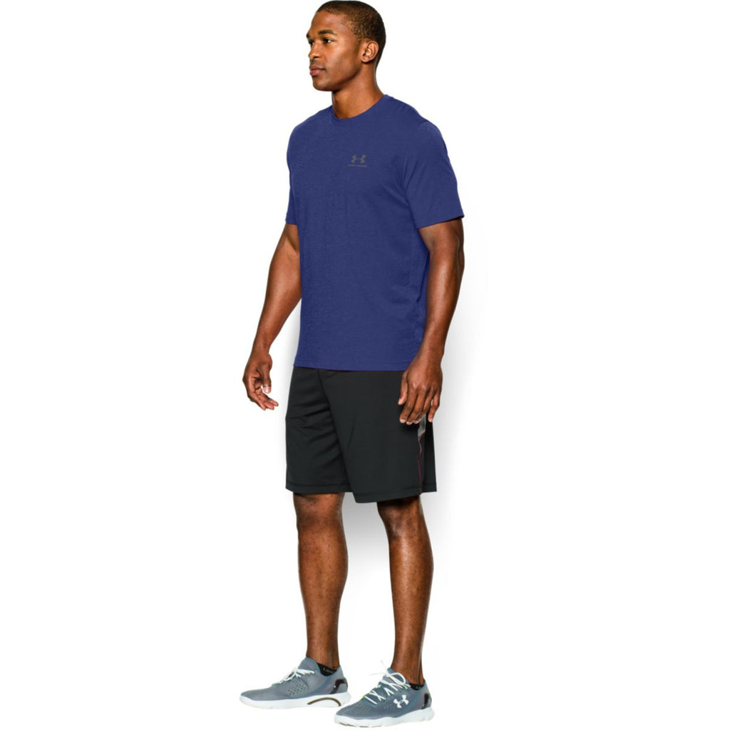 Under Armour Men's Royal Charged Cotton Sportstyle T-Shirt