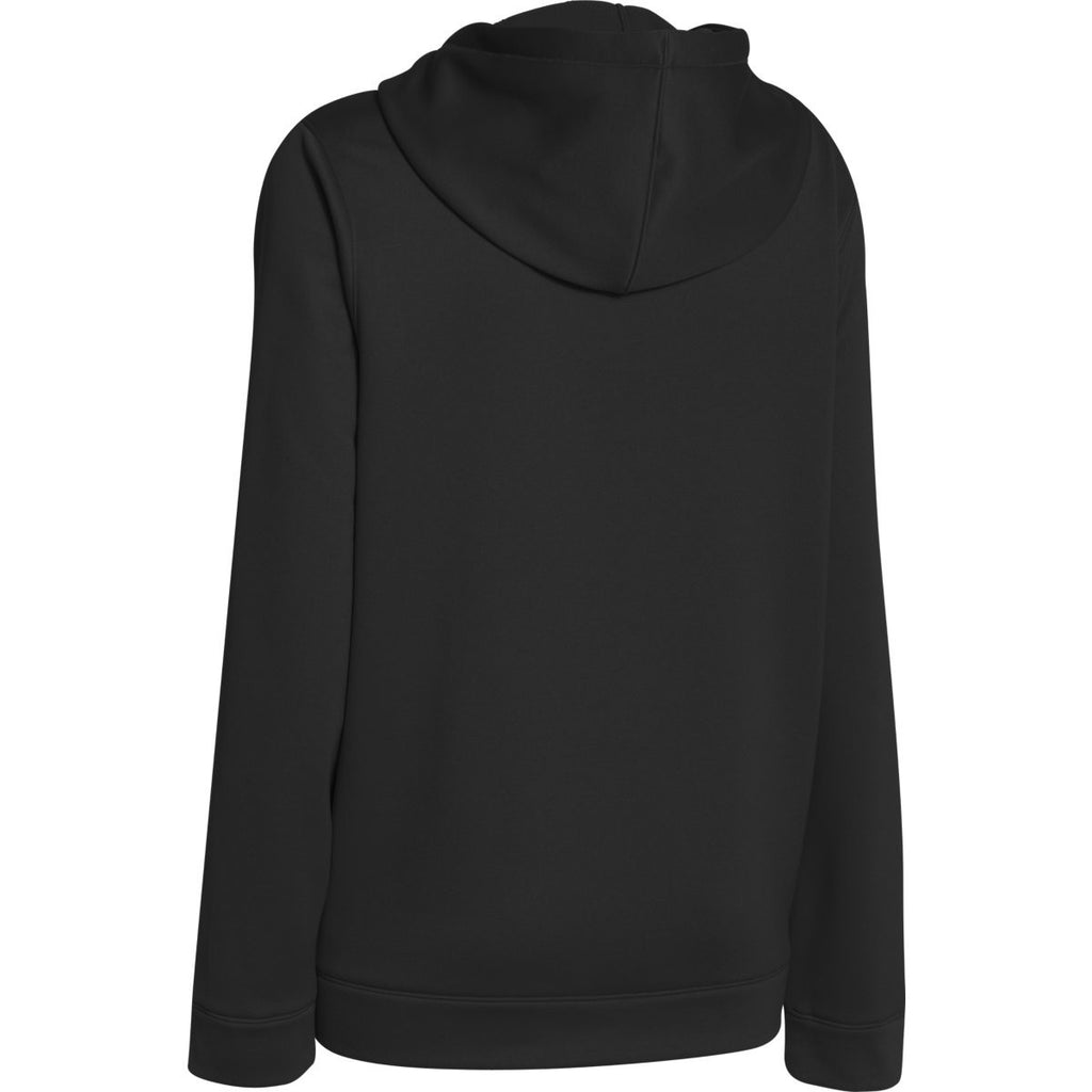 Under Armour Women's Black Storm AF FZ Hoody
