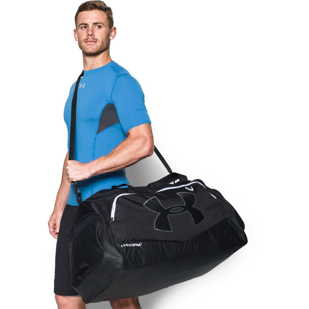 Under Armour Black UA Undeniable XL Duffel II