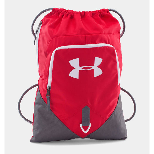 871247c7894f Under Armour Red Graphite Undeniable Sackpack